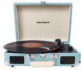 Crosley Cruiser Turntable Tragbarer Schallplattenspieler mit eingebauten Stereo-Lautsprechern im