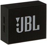 JBL Go Ultra Wireless Bluetooth Lautsprecher (3,5mm AUX-Eingang, geeignet für Apple iOS und Android Smartphones, Tablets und MP3 geräten) schwarz<ul><li>Ultrakompaktes, portables Lautsprechersystem mit Bluetooth für großartigen JBL-Sound aus jeder Quelle</li><li>Integrierter wiederaufladbarer Li-Ion-Akku mit ca. fünf Stunden Laufzeit</li><li>Bequemes Aufladen über jedem USB Anschluss möglich</li><li>Integriertes, geräuschfreies Freisprechsystem ermöglicht freihändiges Telefonieren auf Tastendruck</li><li>Lieferumfang: JBL Go Extremely Wi-fi Bluetooth Lautsprecher, Micro-USB-Ladekabel, Kurzanleitung, Sicherheitsdatenblatt</li></ul><p>JBL GO Black Tragbar Bluetooth Lautsprecher</p><p><div style=