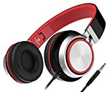 Sound Intone MS200, faltbarer On-Ear Hi-Fi Kopfhörer, 3.5mm Klinkenstecker (Schwarz/Rot)<ul><li>KRAFTVOLLES & MODISCHES Layout – Der Large-Definition-Stereo-Kopfhörer bietet genaueren und natürlicheren Klang als herkömmliche Kopfhörer. Mit seinem modischen und klaren Design and style steht er für das moderne Hörerlebnis</li><li>VERHEDDERUNGSFREIES KABEL: Das lange flache Audiokabel mit three,5mm Klinkenstecker kann für den Transportation in Faltposition sicher an den Kopfhörer angelegt werden und erleichtert den Anschluss an Audiogeräte</li><li>FALTBARES Design and style: Dank des Desgns ist dieser Kopfhörer sowohl von Kindern als auch von Erwachsenen zu nutzen, und damit lässt er sich einfach zusammenfalten und transportieren. Dies macht Ihn zur idealen Lösung für den mobilen Musik genuss</li><li>FABELHAFTER MUSIKER KOPFHÖRER – Starke Mitten und Bässe kommen unverfälscht aus den Hochleistungs-Neodym 40mm Lautsprechern. Über den Klinke-Anschluss wird eine Musikwiedergabe von verschiedensten Geräten ermöglicht</li><li>Audio Intone MS200 Kopfhörer hat die Qualität von professionellen Kopfhörern mit sauberen Bässen, Mitten und Höhen. Kompatibel mit vielen anderen Audiogeräte, wie iPod, Apple iphone, iPad, Sony, HTC usw</li></ul><p><b>Überblick:</b><br /> <b>Warum wählen wir Sound Intone MS200 Kopfhörer </b><br /> (one) Dieser Kopfhörer besitzt modisches Aussehen und fortschrittliche Technologie. Severe Langlebigkeit und gebürstetes Metalldesign bieten ein luxuriöses Quality Gefühl.<br /> (two) Stabiles und robustes Materials lässt ihn immer wie neu aussehen, sogar nach langer Benutzung.<br /> (three) Dieser Kopfhörer bietet nicht nur ein großartiges Hörerlebnis, Mit seinem faltbaren Style lässt er sich leicht verstauen und auch excellent für Unterwegs.und damit den Defeat Ihrer Musik spüren.<br /> (four) Sie können den Kopfhörer überall mitnehmen und nutzen: In der U-Bahn, im Flugzeug, bei Freunden, beim Activity, Joggen, Rennen oder sogar auf einen Berg. <br /> (5) Wo