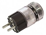Dynavox Highend-Hifi-Schukostecker Kontakte vernickelt<ul><li>Isolationswiderstand: > 100MOhm/500V</li><li>Durchschlagsfestigkeit: 2000V/1min., max. 16A/250V</li><li>Kabeldurchmesser: max. 10 mm</li><li>Litzendurchmesser: two.5 mm²</li><li>Kontakte: vernickelt</li></ul><p><b>Dynavox Highend-Hifi-Schukostecker vernickelt</p><p>Highend-Hifi-Schukostecker mit vernickelten Kontakten.</b></p><p>Hochwertige Dynavox Schukostecker für varied HiFi-Geräte.<br />Das Gehäuse besteht aus thermoplastischem Kunststoff und die Kontakte sind vernickelt.</p><p><b>Eigenschaften Dynavox Schukostecker:<br /></b><br />• Isolationswiderstand: > 100MOhm/500V<br />• Durchschlagsfestigkeit: 2000V/1min., max. 16A/250V<br />• Kabeldurchmesser: max. ten mm<br />• Litzendurchmesser: 2.5 mm²<br />• Kontakte: vernickelt</p><p><div style=