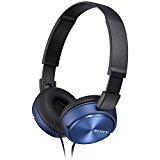Sony MDR-ZX310L Lifestyle Kopfhörer blau
