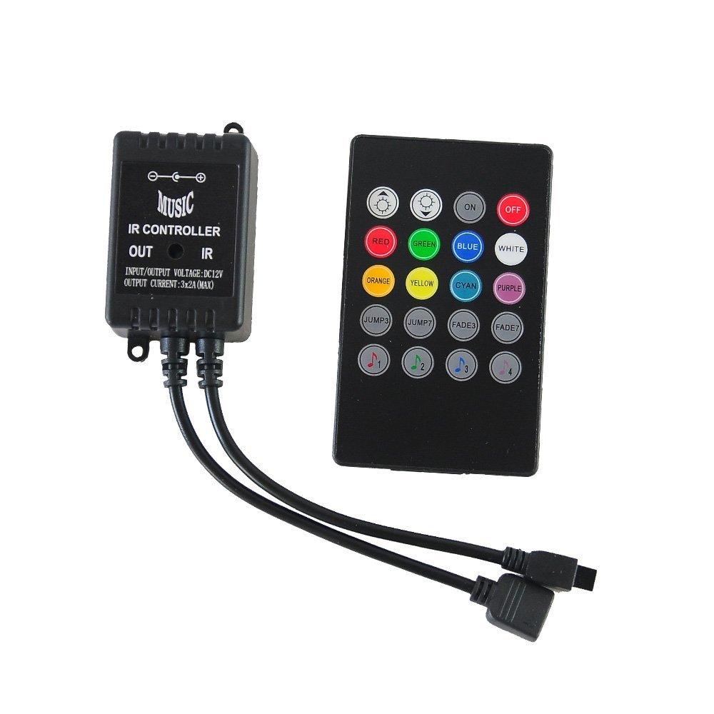 SMD5050 SMD3528 LED-Musik-Controller