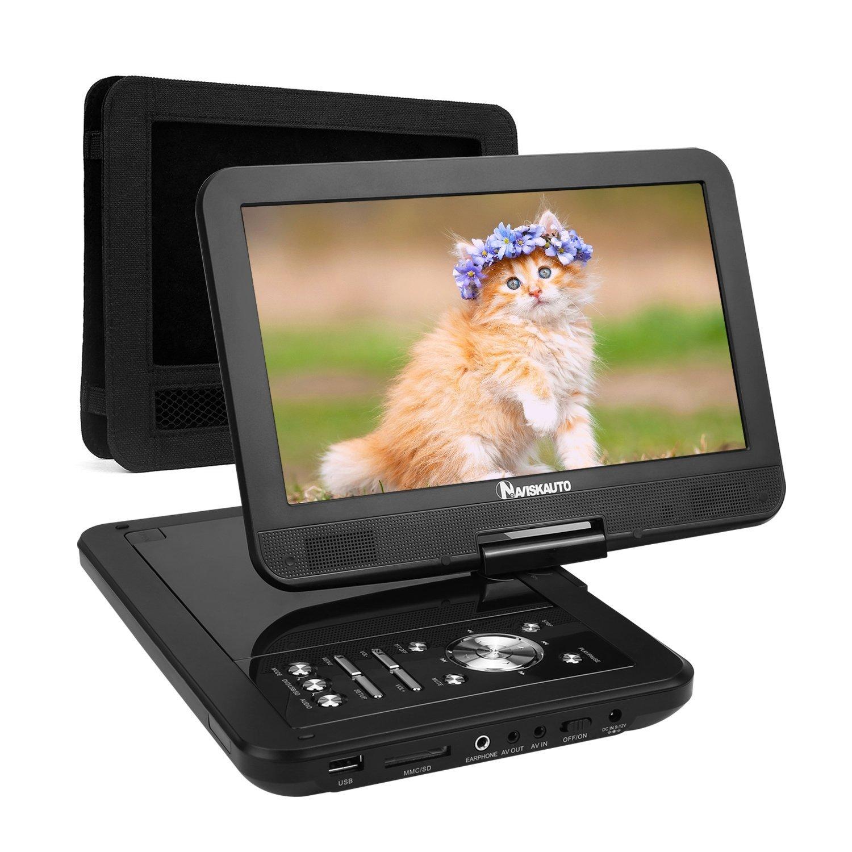 tragbar dvd player naviskauto stereoaktiv bluetooth. Black Bedroom Furniture Sets. Home Design Ideas