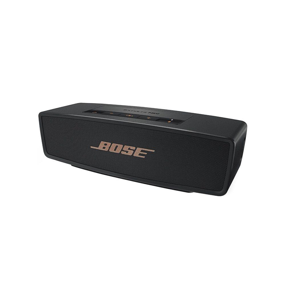 bose soundlink mini bluetooth speaker ii sound wie ein. Black Bedroom Furniture Sets. Home Design Ideas