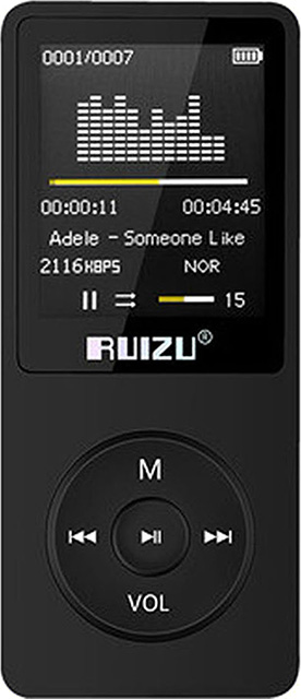 CFZC Musik-Player