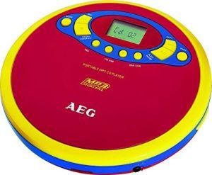 AEG Discman CD-Player
