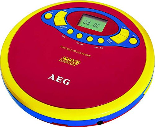 AEG Discman CD-Player
