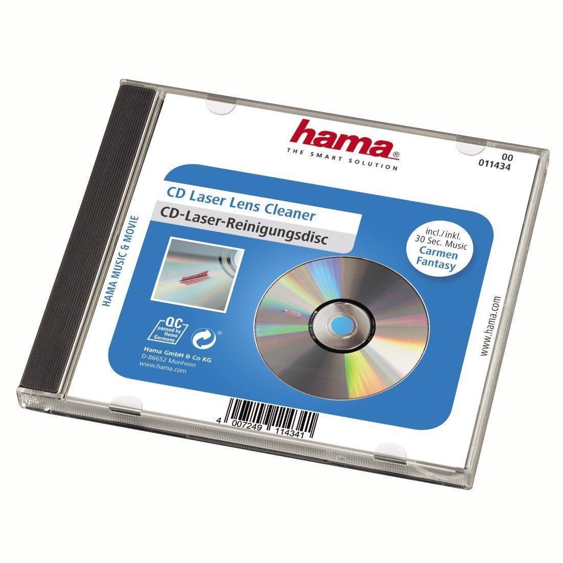 Hama Laser Reinigungs-CD