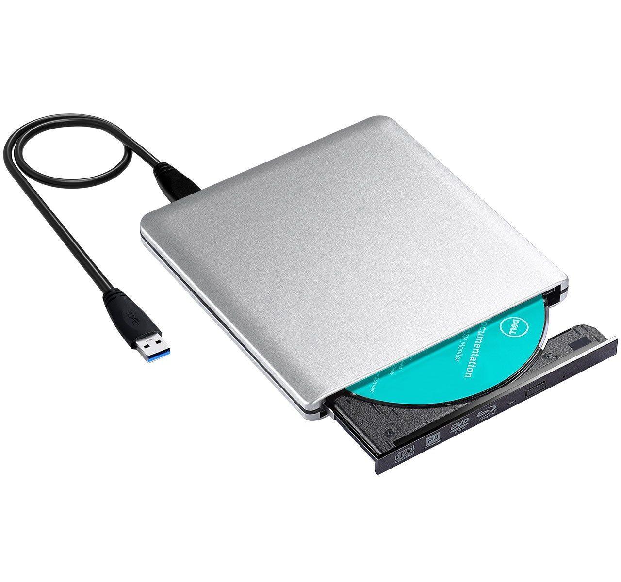 VicTsing Ultra Slim DVD-Player und -Brenner