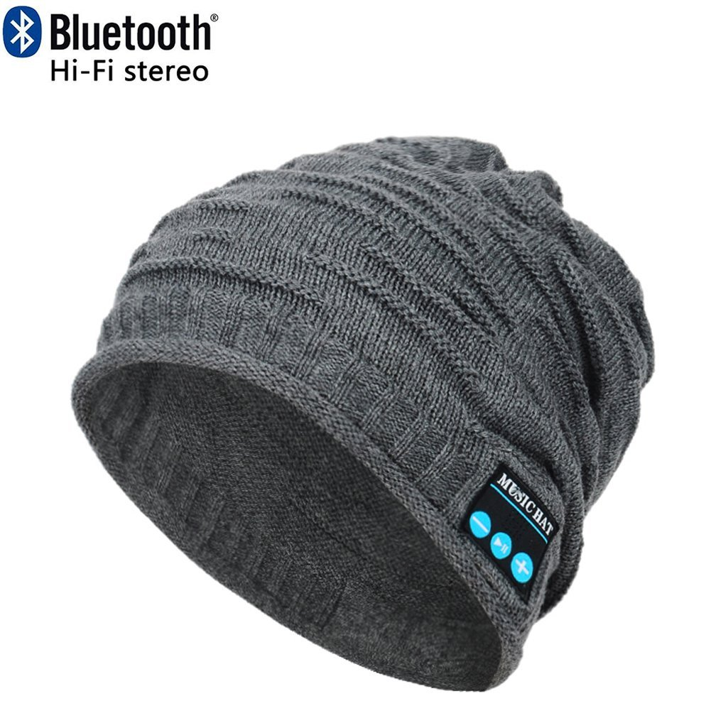 CoCo Fashion drahtlose Bluetooth-Mütze