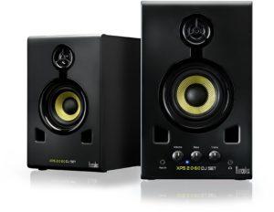 Hercules XPS 2.0 DJ Set mit 2.0 Lautsprecher und 60 Watt