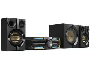 Philips FX55 HiFi Minisystem mit Bluetooth
