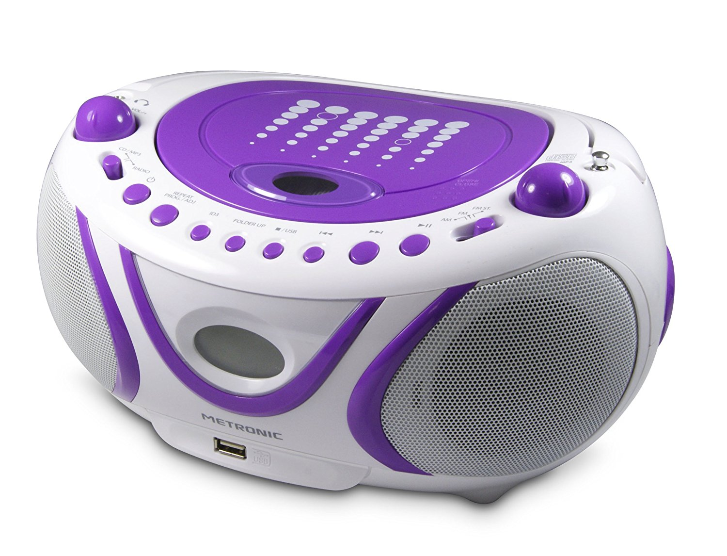 Soundmaster BCD 480 Radiorekorder (CD-Player)