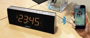 iTOMA Bluetooth Radio Wecker