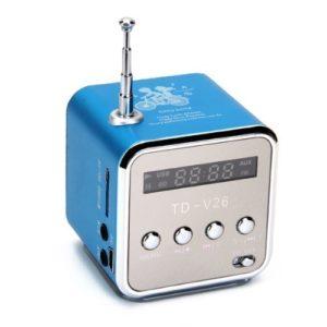 Mini Digital Lautsprecher mit MIKRO-SD und USB uvm.