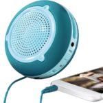 Hama Aktiv Lautsprecher Macaron grün Boxen Mobile Sound System Für Handy MP3 Tablet