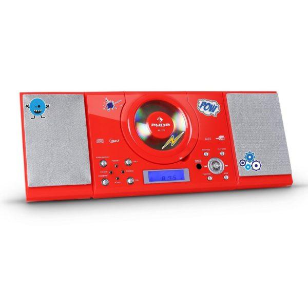 Panasonic SC-PM250EG-S - Silber Mini Stereoanlage