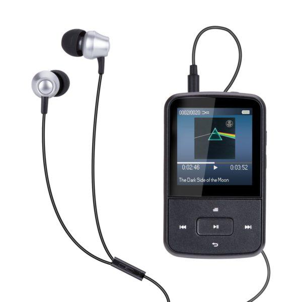 Mini USB Clip Digital Brand New Mp3 Music Player Support 8GB SD TF Card Hot Pink