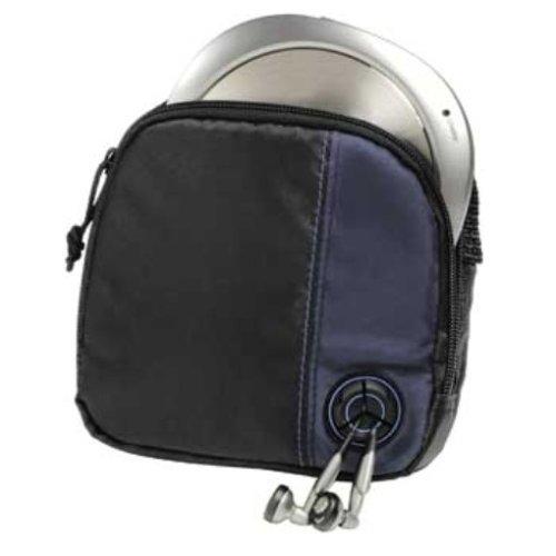 Hama Tasche für CD-Player Discman und 3 CDs