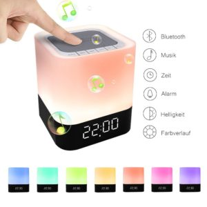 StillCool LED Bluetooth Lautsprecher-Lampe