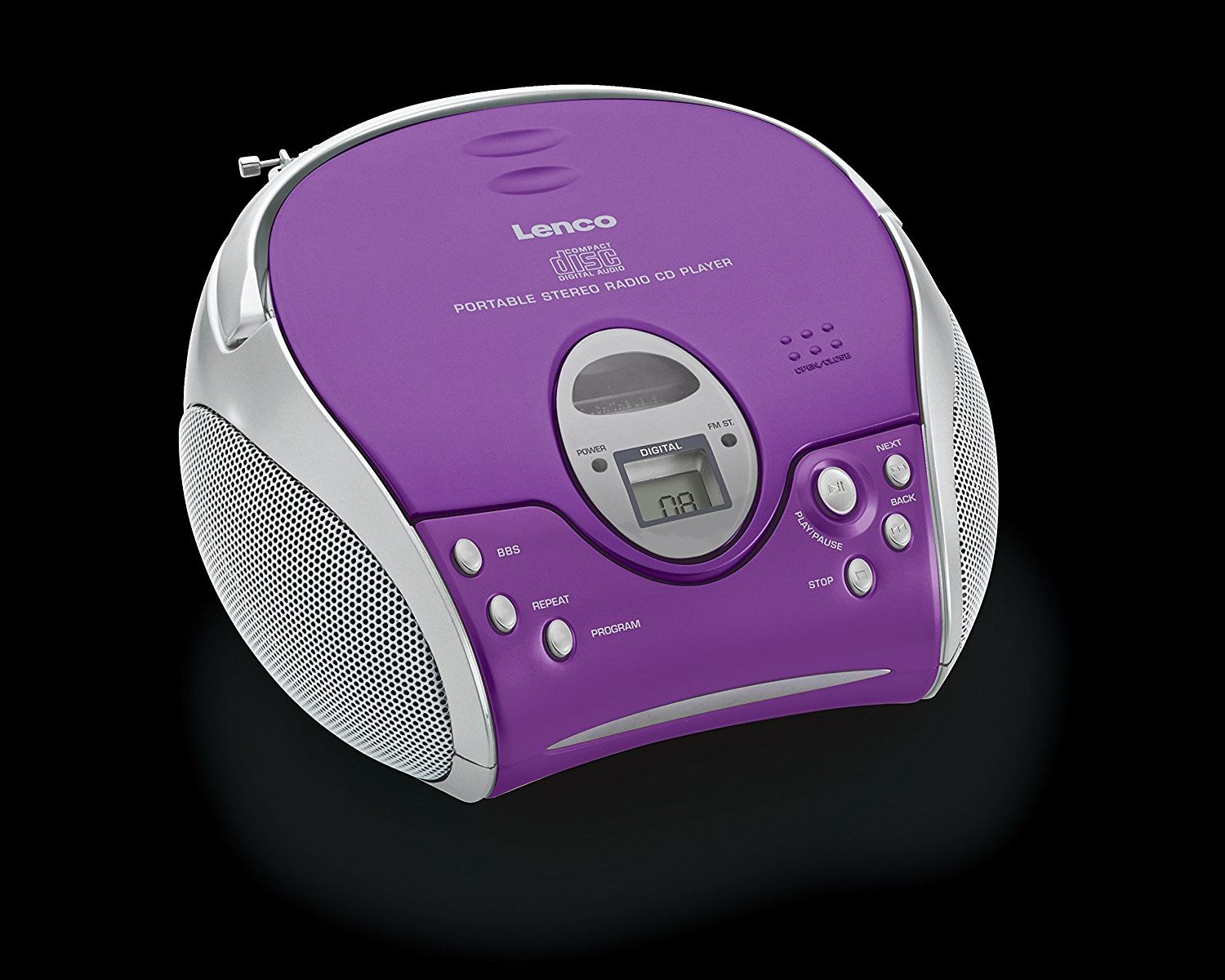 Lenco Radio- und CD-Player