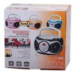 Trevi 0051213 CD 512 Radiorekorder (CD-Player)