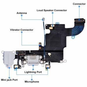 MMOBIEL Dock Connector für iPhone 6S