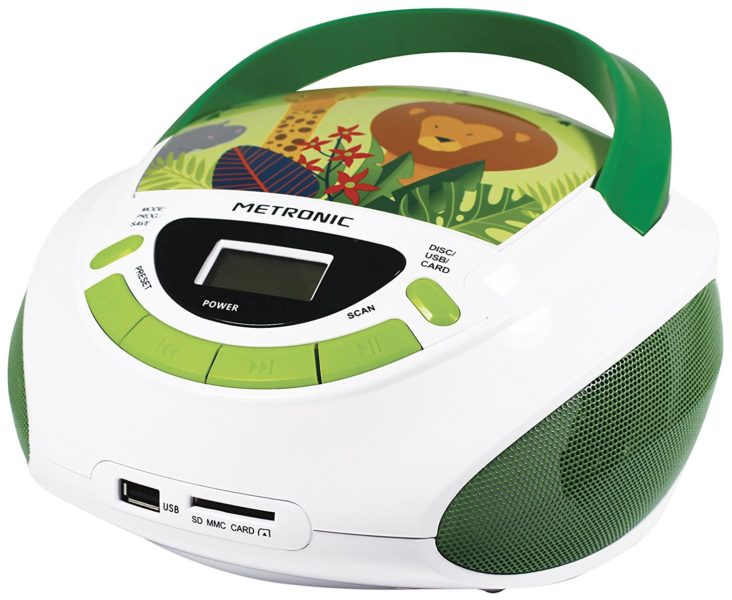 16GB MP3 Player Bluetooth HiFi Bass Musik Spieler 1,8'' LCD Display FM Radio DE