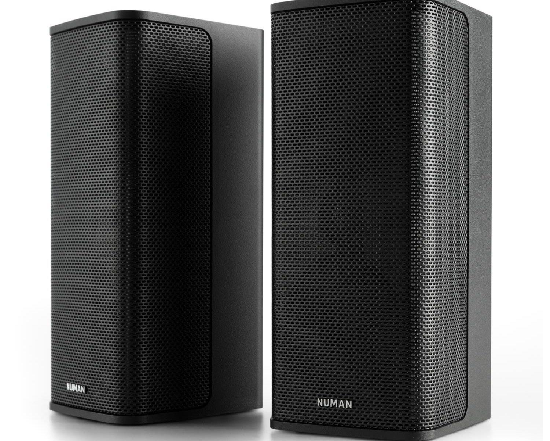 NUMAN Ambience 2.0 Stereo-System / Lautsprecher-System mit Wandmontagesystem