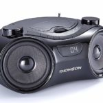 Thomson RCD210U Radiorekorder (CD-Player,MP3)
