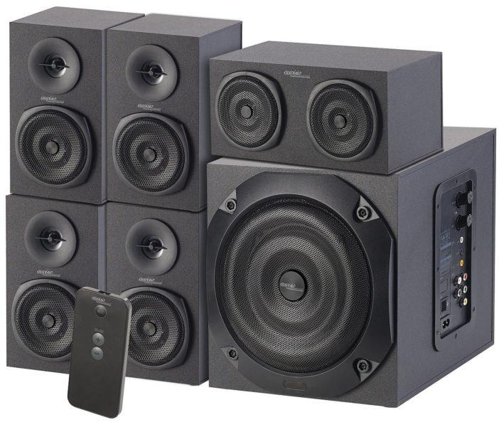 auvisio 5 1 Soundsystem