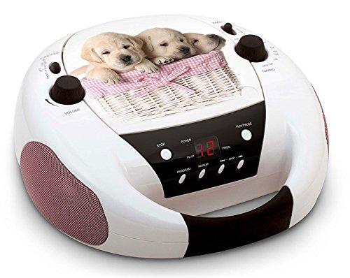 BigBen CD-Radio CD52 Hunde