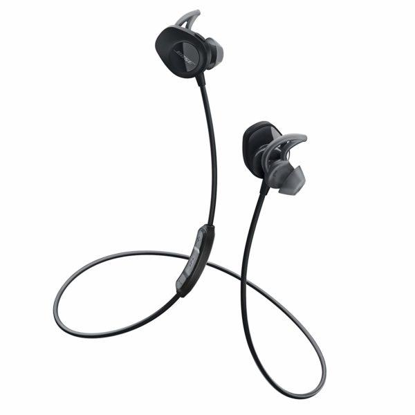 Mpow Flame Bluetooth Kopfhörer mit Sportarmband Handy, IPX7 Wasserdicht Kopfhörer Sport, 7-10 Stunden Spielzeit/Rich Bass, Sportarmband und Sportkopfhörer Joggen/Laufen für iPhone Android