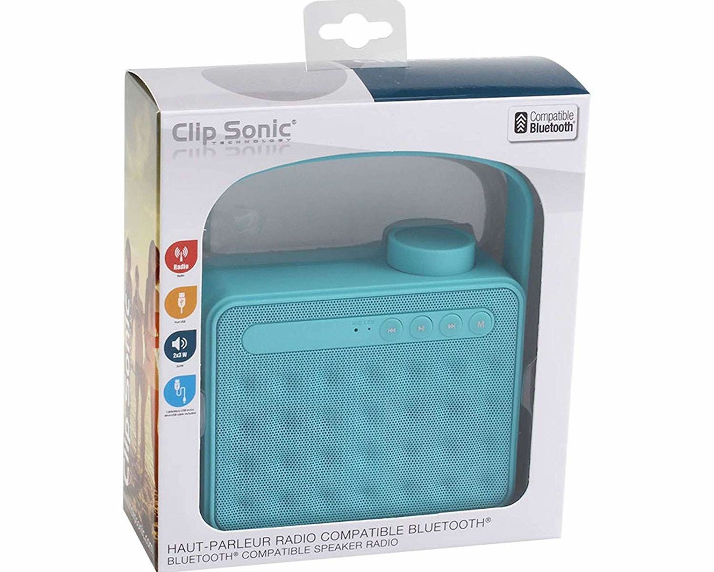 Tragbarer Bluetooth Lautsprecher