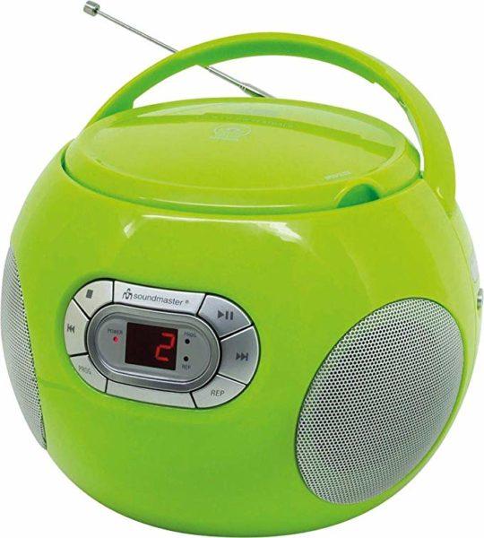 Soundmaster Radiorekorder für Kinder