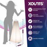 Von DJ & Musikproduzenten Timo Maas empfohlen– XOUNTS 360° Soundsystem/Standlautsprecher – Verbindung möglich über Alexa, Bluetooth oder Kabel - Satte Bässe und glasklare Höhen
