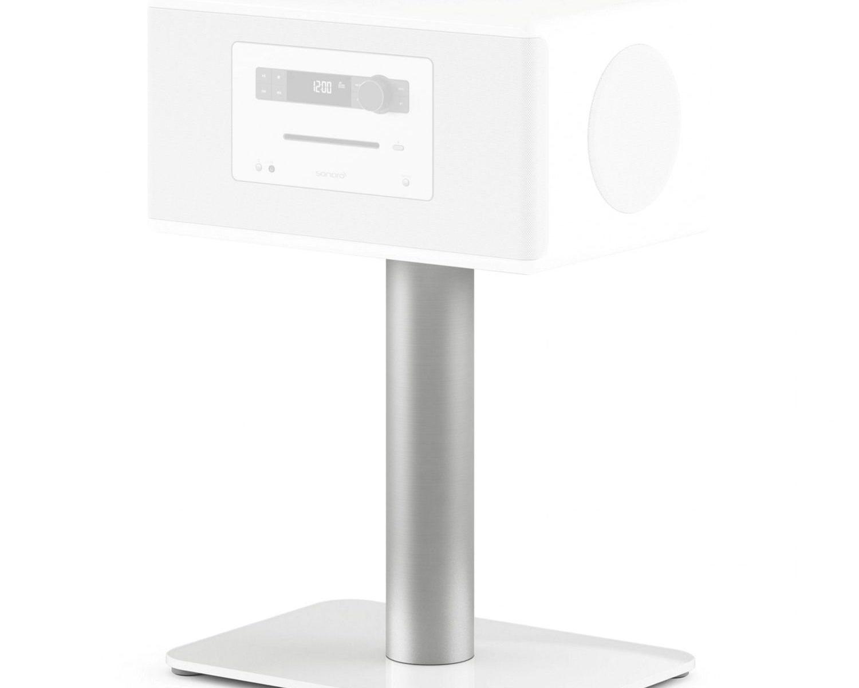 Design-Standfuss für sonoro HiFi High End Musiksystem