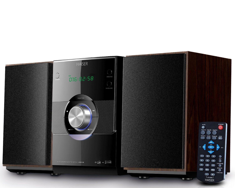 HAISER 20 Watt Mini Stereoanlage