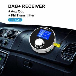 DAB Antenne nicht nur für Autoradio