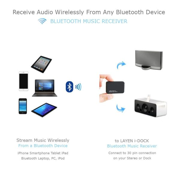 LAYEN i-DOCK 4.1 Bluetooth-Funkadapter