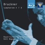 Bruckner Symphonien 4, 7, 8 [Audio Blu-Ray]