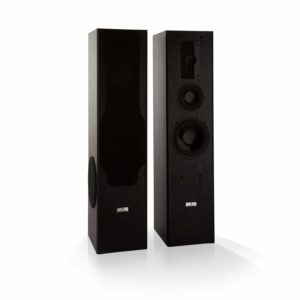 auna Line E 1005 Standlautsprecher - 3-Wege-HiFi-Lautsprecher mit bis zu 700 W