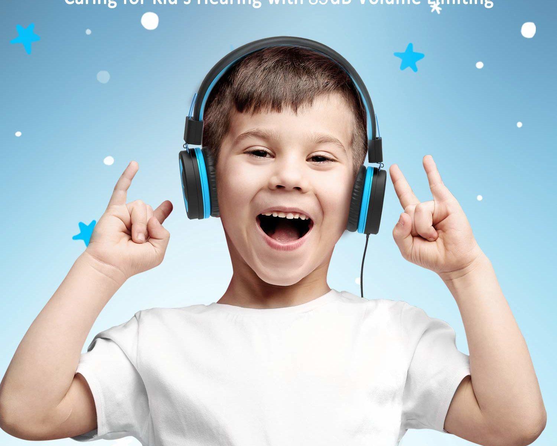 Komfortabler Kinder-Kopfhörer mit Hörschutz