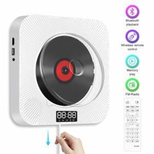 CD Player Bluetooth und Wand-Montage