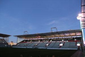 Das Legendäre Millerntorstadion in St. Pauli