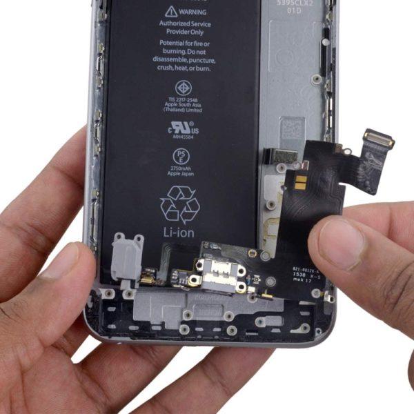 MMOBIEL Dock Connector kompatibel mit iPhone 6S Plus