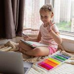 Ist Online-Lernen eine gute Möglichkeit für Ihr Kind  eine neue Sprache zu lernen?
